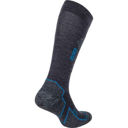 Lyžařské ponožky - Eisbär PREMIUM SKI DX+SX - 2