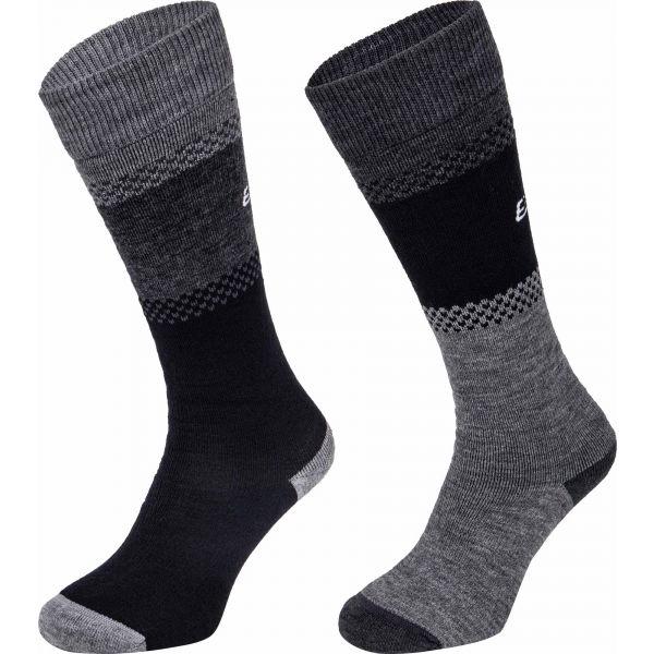 Eisbär SKI COMFORT 2 PACK - Dámske členkové ponožky