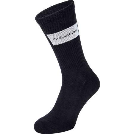 Pánské ponožky - Calvin Klein MEN CREW 3P TRAVEL BAG MARTIN - 2