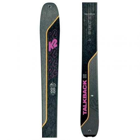 K2 TALKBACK 88 - Dámské skialpové lyže