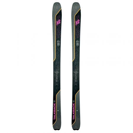 Dámské skialpové lyže - K2 TALKBACK 88 - 2