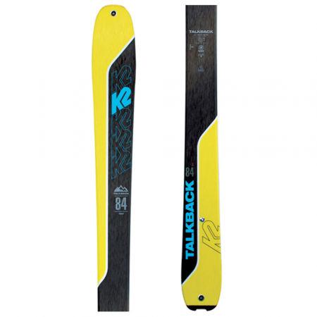 K2 TALKBACK 84 - Dámské skialpové lyže