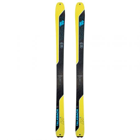 Dámské skialpové lyže - K2 TALKBACK 84 - 2