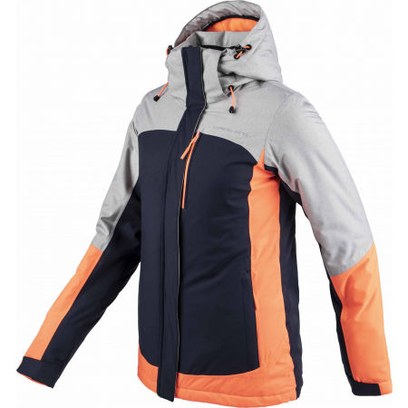 Women's ski jacket - ALPINE PRO AMMA - 2