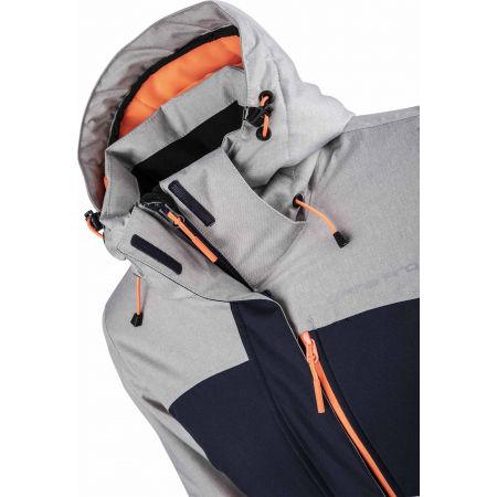 Women's ski jacket - ALPINE PRO AMMA - 4