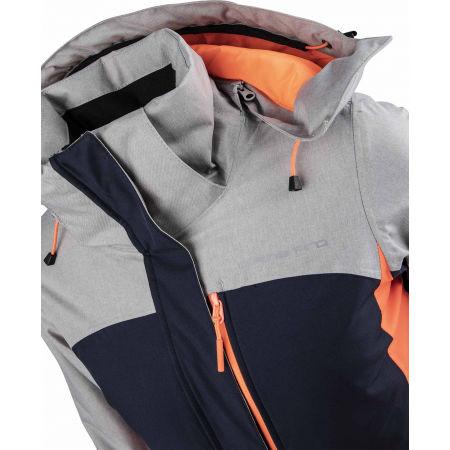 Women's ski jacket - ALPINE PRO AMMA - 5