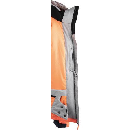 Women's ski jacket - ALPINE PRO AMMA - 6