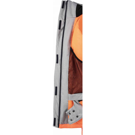 Women's ski jacket - ALPINE PRO AMMA - 7
