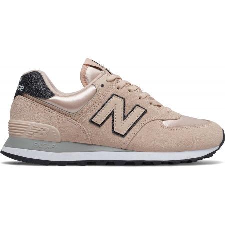 New Balance WL574FL2 - Dámská volnočasová obuv