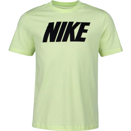 Nike NSW TEE ICON NIKE BLOCK M - Men's T-Shirt