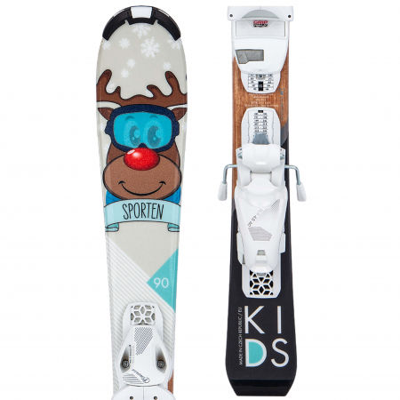 Sporten KIDS SET + TYROLIA SLR 4,5 GW - Детски ски за спускания