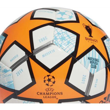 Futbalová lopta - adidas FINALE CLUB - 3