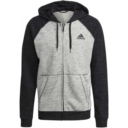 adidas MEL FZ HOODY - Hanorac pentru bărbați