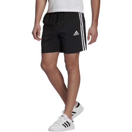 Șort bărbătesc - adidas 3S CHELSEA - 2