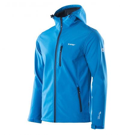 Men's softshell jacket - Hi-Tec CAEN II - 2