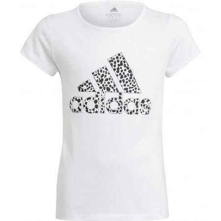 adidas G T1 TEE - Lány póló