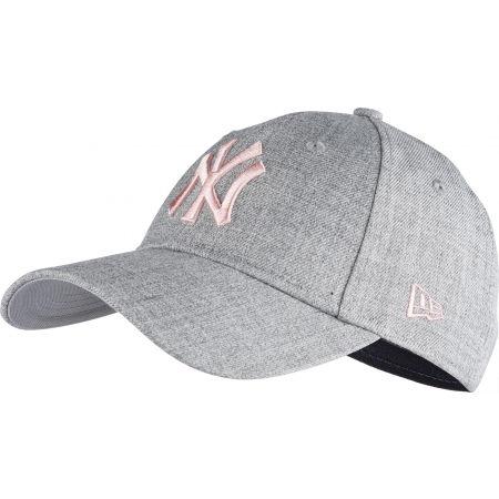 New Era 9FORTY MLB W JERSEY NEW YORK YANKEES - Дамска клубна шапка с козирка