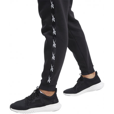 Men's training trousers - Reebok VECTOR TAPE JOGGER - 8