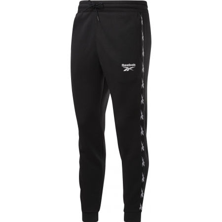 Men's training trousers - Reebok VECTOR TAPE JOGGER - 1