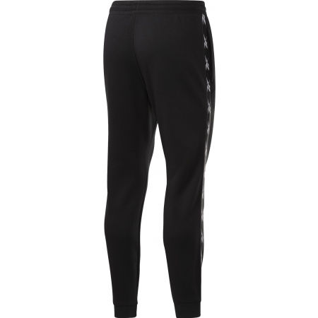 Men's training trousers - Reebok VECTOR TAPE JOGGER - 2