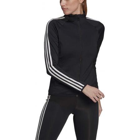 Geacă pentru femei - adidas 3S TJ - 2