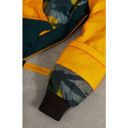 Fiú sí/snowboard kabát - O'Neill PB DIABASE JACKET - 3