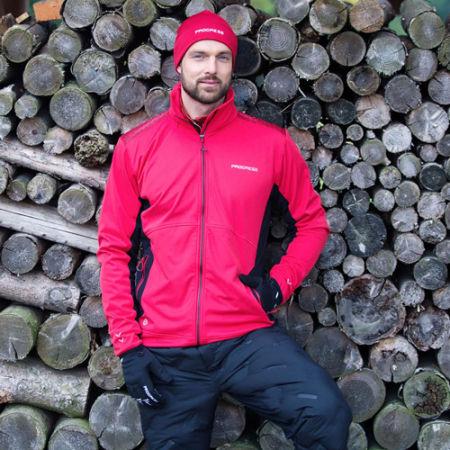 Men's softshell jacket - Progress NORBERG - 6