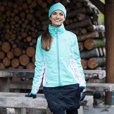 Women's softshell jacket - Progress KIRUNA - 8