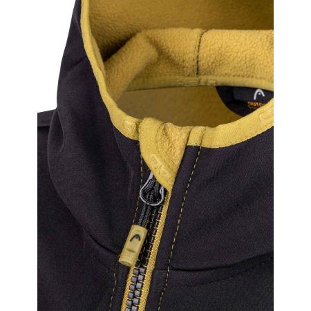 Chlapčenská softshellová bunda - Head ERVIN - 4