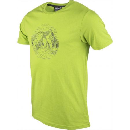 Pánske tričko - Willard JELY - 2