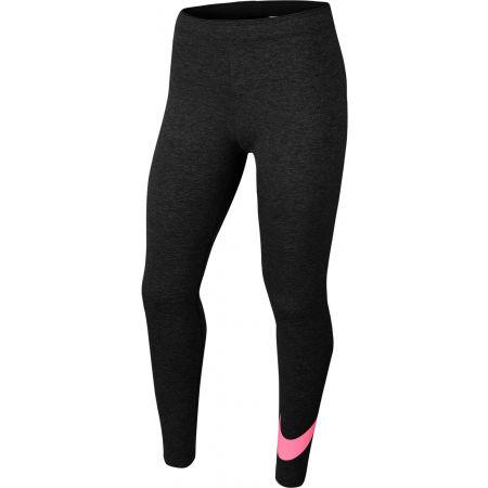 Nike NSW FAVORITES SWSH - Legginsy dziewczęce