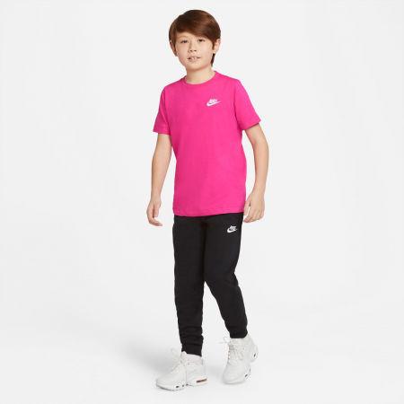 Тениска за момчета - Nike NSW TEE EMB FUTURA B - 6