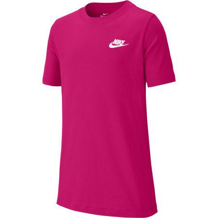Nike NSW TEE EMB FUTURA B - Koszulka chłopięca