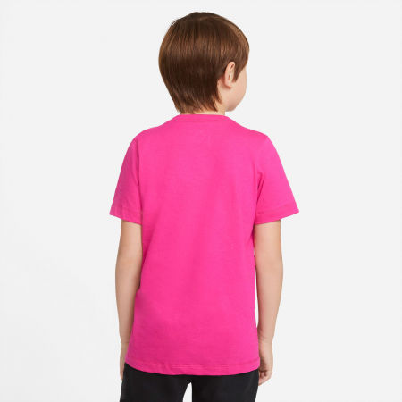 Тениска за момчета - Nike NSW TEE EMB FUTURA B - 4