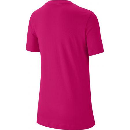 Тениска за момчета - Nike NSW TEE EMB FUTURA B - 2