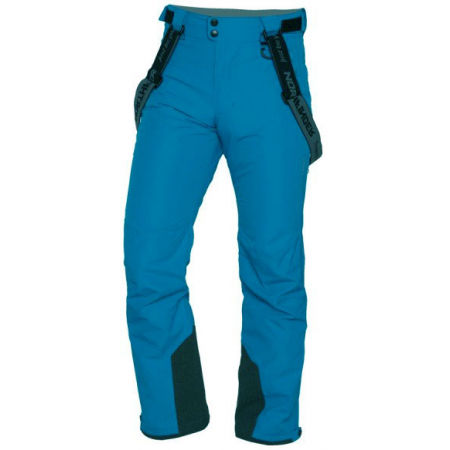 Men's ski trousers - Northfinder QWERYN - 1