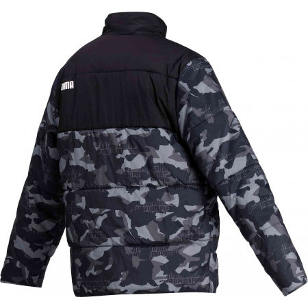 Zimní bunda - Puma ESS+ PADDED GRAPHIC JACKET - 2