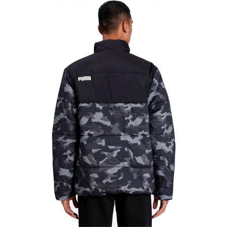 Zimní bunda - Puma ESS+ PADDED GRAPHIC JACKET - 3