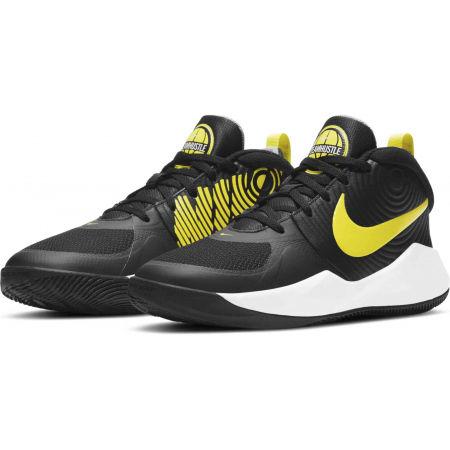 Детски баскетболни обувки - Nike TEAM HUSTLE D9 - 3