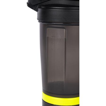Plastová láhev s ocelovou kuličkou - Fitforce SHAKER - 3