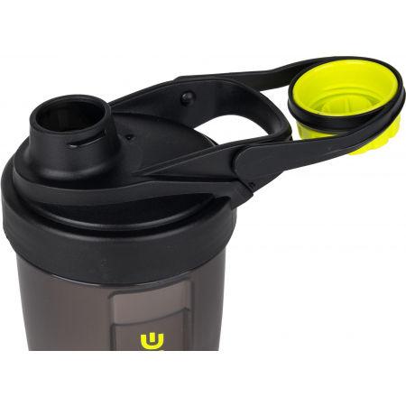 Plastová láhev s ocelovou kuličkou - Fitforce SHAKER - 4