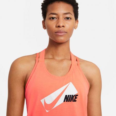 Koszulka treningowa damska - Nike DRI-FIT ELASTIKA - 3