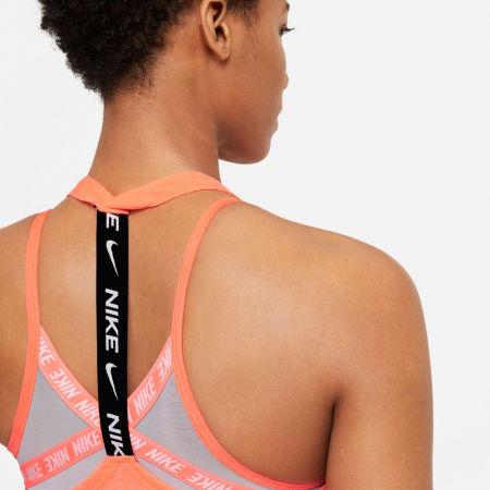 Koszulka treningowa damska - Nike DRI-FIT ELASTIKA - 4