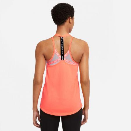 Koszulka treningowa damska - Nike DRI-FIT ELASTIKA - 2