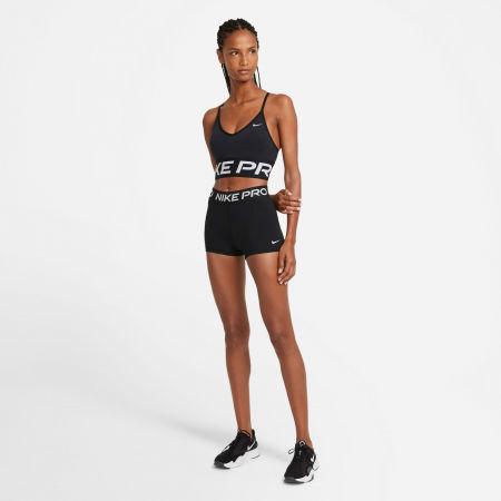 """Spodenki sportowe damskie - Nike NP 365 SHORT 3"""" - 5"""