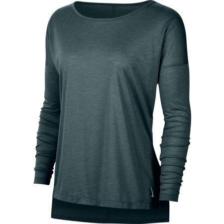 Nike YOGA SLM - Dámské tréninkové triko