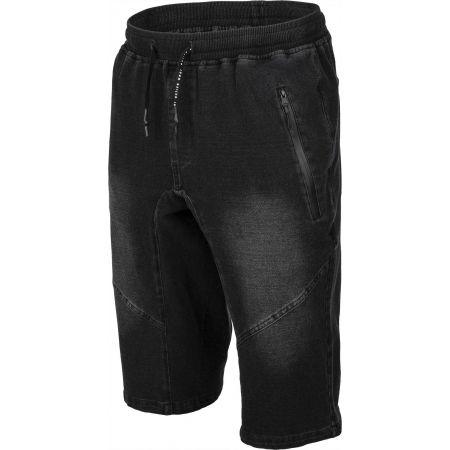 Willard ZODIAC - Pánské šortky džínového vzhledu