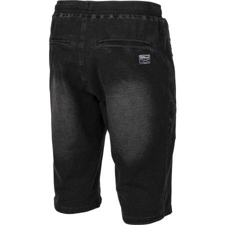 Pánské šortky džínového vzhledu - Willard ZODIAC - 3