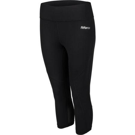 Dámské 3/4 fitness kalhoty - Fitforce SLOANE - 2