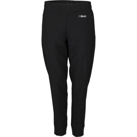 Dámské fitness kalhoty - Fitforce WEGA - 1